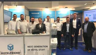 HotelFriend AG at the ITB 2019 in Berlin