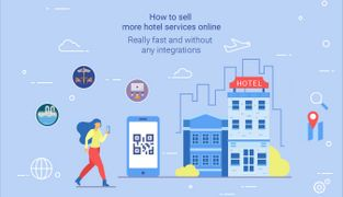How to Sell More Hotel Services Online, Really Fast and Without Any Integrations