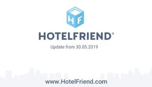 Product Update from 30.05.2019