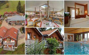 ho tel baye ri scher wald   tage im   village hotel bayerischer wald in niederbayern