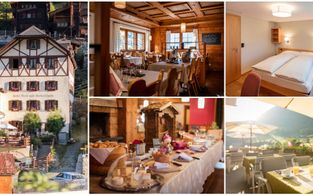 hotel nest und bietschhorn   tage kurzurlaub fur zwei im hotel nest und bietschhorn im lotschental
