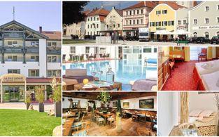 das ludwig  s familienhotel   tage im   sterne superior hotel das ludwig in bad griesbach nahe der dreiflussestadt passau            bis