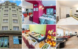 novum hotel vitkov   tage prag stadtereise fur zwei im   novum hotel vitkov erleben und geniessen