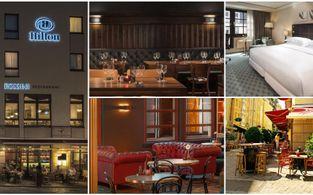 hilton dresden luxurioser kurzurlaub fur zwei im   hotel hilton dresden erleben