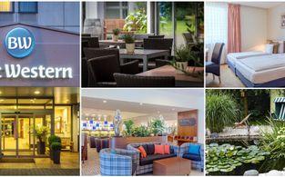 best western macrander hotel frankfurt kaiserlei   tage freundinnen urlaub in frankfurt   best western hotel