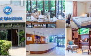 best western macrander hotel frankfurt kaiserlei   tage sightseeing in frankfurt main im   best western macrander hotel