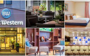 best western macrander hotel frankfurt kaiserlei   tage nach frankfurt am main best western macrander hotel