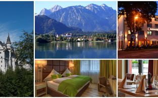 best western plus hotel fussen   tage best western plus in fussen winterromantik pur