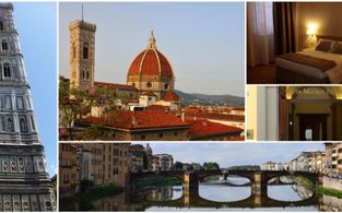 hhb hotel firenze santa maria novella   tage kurzurlaub zu zweit im hhb hotel firenze santa maria novella direkt in florenz