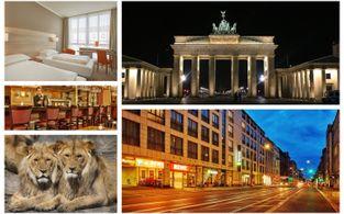 h hotel berlin mitte   tage im   h hotel berlin mitte and   eintrittskarten fur den zoologischen garten berlin