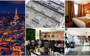 best western plus hotel opera batignolles   tage kurzreise im   best western opera batignolles in paris der stadt der liebe