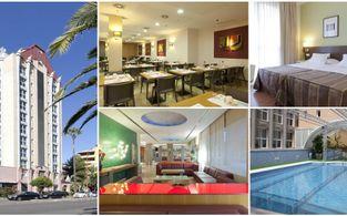 hotel vertice sevilla spanien zu zweit im   hotel vertice sevilla in sevilla erleben