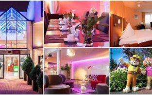 mercure hotel am centro oberhausen   tage im   s mercure hotel am centro in oberhausen inkl   tickets fur den movie park in bottrop