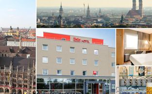 ibis hotel munchen messe   tage fur   im   hotel ibis munchen messe and   eintrittskarten fur die bavaria filmstadt