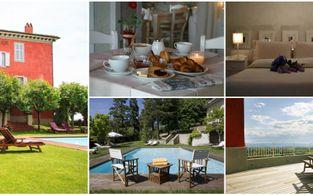 villa cassia di baccano   tage kurzurlaub fur zwei in der toskana im   hotel villa cassia di baccano
