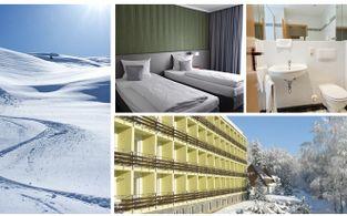 hotel schwarzbachtal   tage kurzurlaub in erlbach im hotel schwarzbachtal mit skipass