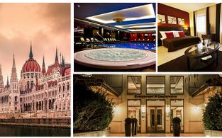 airport hotel stacio   tage kurzurlaub inkl halbpension in budapest im airport hotel stacio wellness and conference