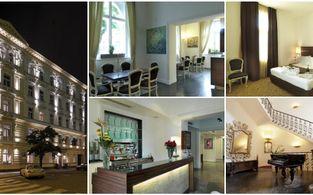 assenzio prague hotel   tage kurzreise fur   personen im hotel assenzio in prag