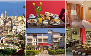 hotel jonico   tage fur   im   hotel jonico in der italienischen hauptstadt rom erleben