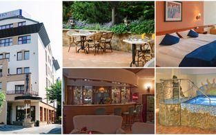 hotel mediterran budapest zu zweit erleben und geniessen im   hotel mediterran