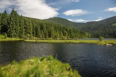nationalpark bayerischer wald wandern