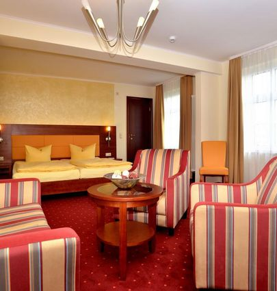 Hotel Arena City Leipzig Mitte.Junior Suite.70421