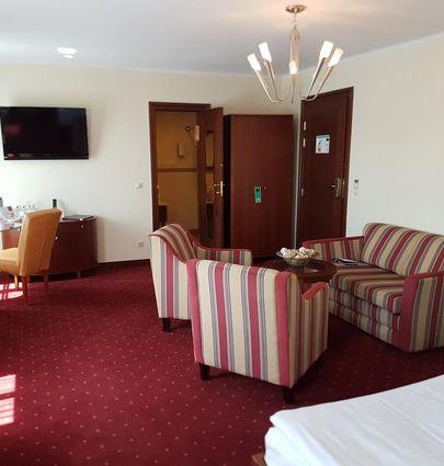 Hotel Arena City Leipzig Mitte.Suiten.11338