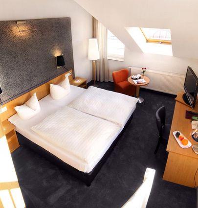 Hotel Hiemann.Maisonette-Zimmer.20601