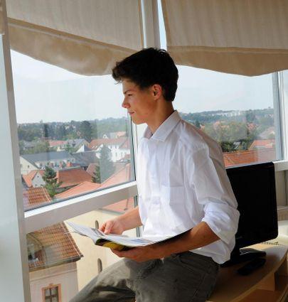 GARNI Hotel Stadt Naumburg.Turmsuite.03858