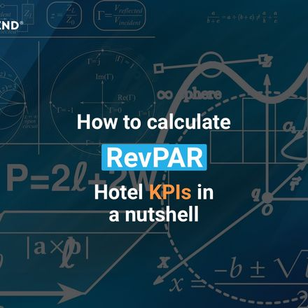 Hotel metrics and KPIs in a nutshell: how to measure your hotel's success