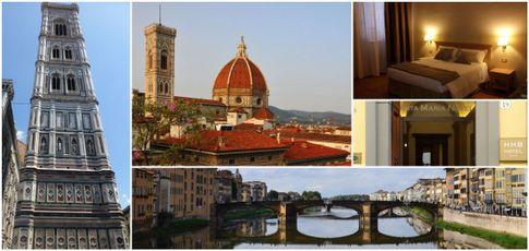 Hotel Firenze Santa Maria Novella direkt in Florenz