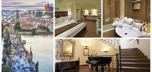 Hotel Assenzio in Prag