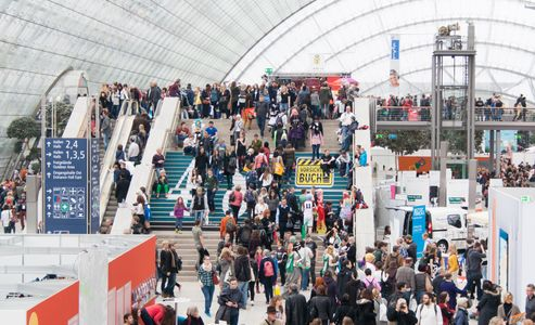 leipzig book fair