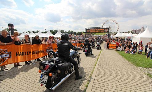 dresden harley days