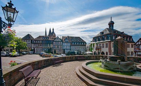 short breaks in hessen