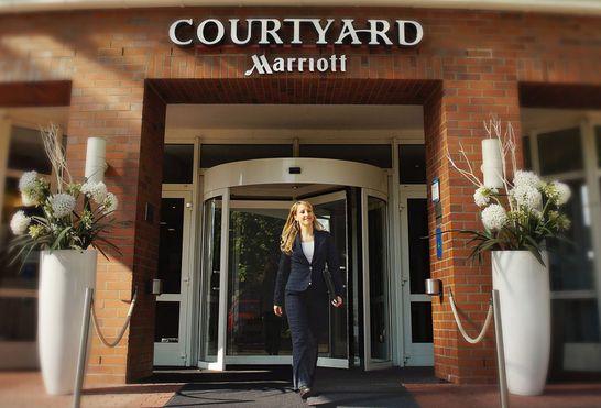 Courtyard by Marriott Dresden