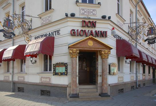 hotel and ristorante don giovanni