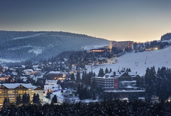 ahorn hotel am fichtelberg     book   nights pay for   only