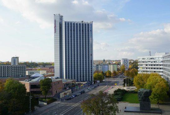 biendo hotel chemnitz vom manchester des ostens zur stadt der moderne