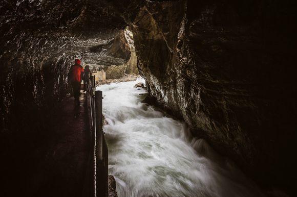 Canyoning in Oberbayern