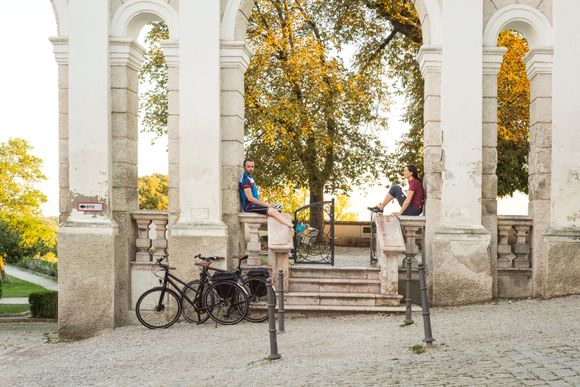 The Bastei Bridge  Oberbayern