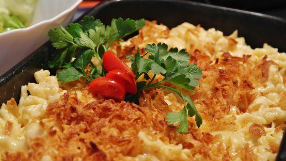 Typisch Tiroler Gerichte sind