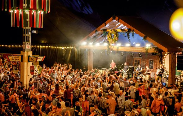 Oktoberfest Dresde