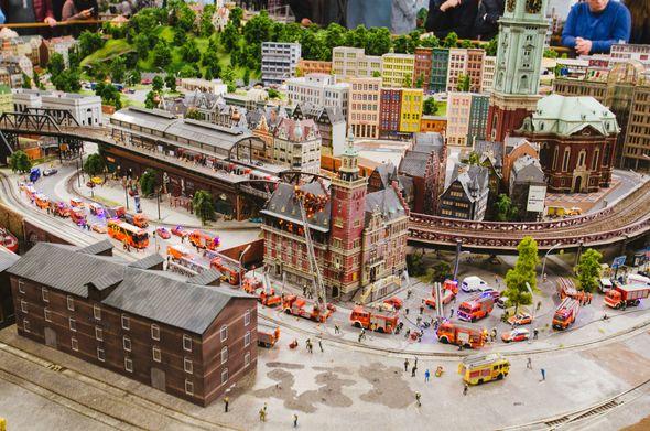 Miniatur Wunderlandб Hamburg