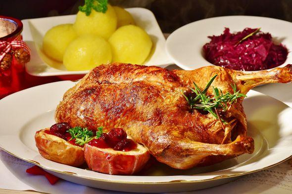 Pečená kachna oder husa