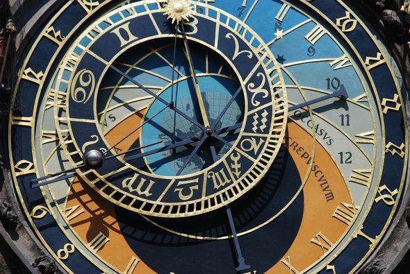 Altstädter Rathaus mit der astronomischen Aposteluhr (Staroměstská radnice s orlojem)
