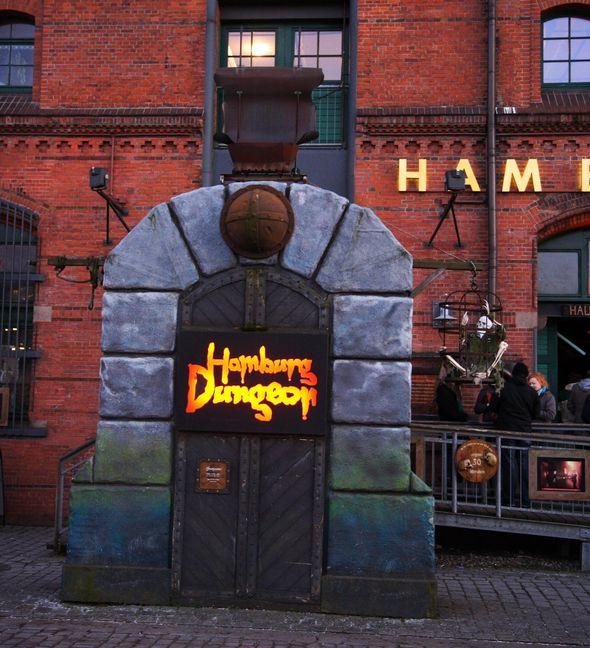 Dungeonб Hamburg