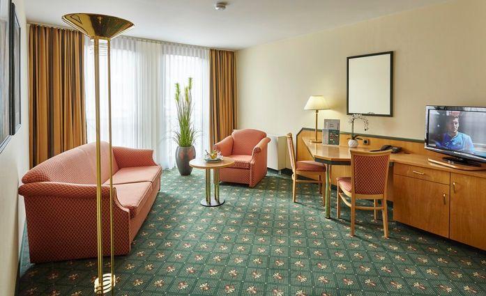 Balance Hotel Leipzig Alte Messe.Suite.30326
