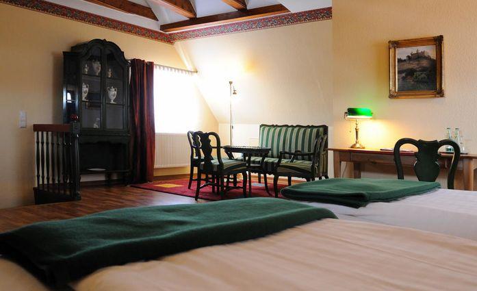 Hotel Zur Alten Schmiede.Suite Superior.38333