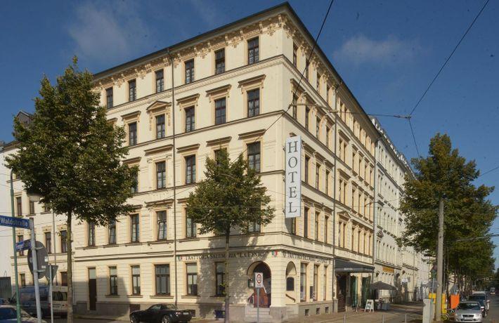Arena City Leipzig hotel